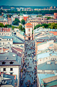 Krakow Originals - Beautiful Cracow by Les Lorek