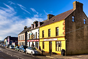 Village Life Prints - Beautiful Day in Dingle Ireland Print by Mark E Tisdale
