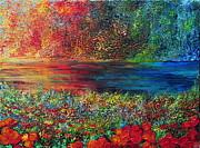 Beautiful Day Print by Teresa Wegrzyn