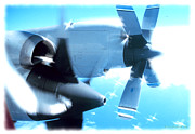 Robin Muirhead Metal Prints - Beautiful fixed wing aircraft Metal Print by Robin B E Muirhead Esq