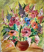 Farfallina Art -Gabriela Dinca- - Beautiful Flowers
