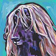 Beautiful Hound Print by Lea