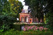 Jenny Rainbow - Beautiful House in Rhoon. Holland