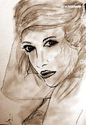 Farfallina Art -Gabriela Dinca- - Beautiful Lady