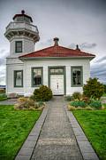 Beautiful Lighthouse Print by Spencer McDonald