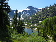 Mountains Photos - Beautiful Natural Scenery - Mount Baker Landscapes by Photography Moments - Sandi