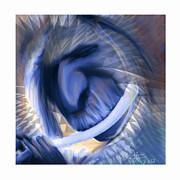 Beautiful Noise Print by Bob Salo