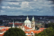 Old Europe Photos - Beautiful old Prague Czech Republic Europe by Matthias Hauser