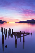 Bay Prints - Beautiful Sunset Print by Colin and Linda McKie