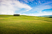 Chianti Hills Prints - Beautiful Tuscany Print by JR Photography
