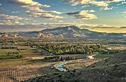 Treasure Valley Posters - Beautiful Valley Poster by Robert Bales