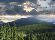 Sandra Cunningham - Beautiful view of the Rocky Mountains in Alberta