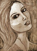 Farfallina Art -Gabriela Dinca- - Beautiful Woman