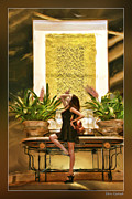 Blake Richards Framed Prints - Beauty Framed Print by Blake Richards