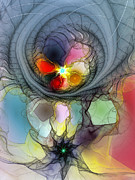 Karin Kuhlmann Art Digital Art - Beauty Flourishing in Obscurity by Carlita Cooly