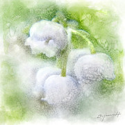 Beauty Digital Art - Beauty of Soft Whisperings by Bijan Habashi