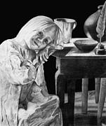 Bedtime Print by SophiaArt Gallery