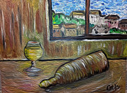 Glenn Cotler - Beer at the Chateau