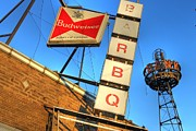 Budweiser Photos - Beer Banks and BBQ by Jane Linders