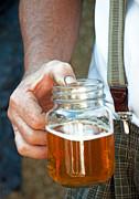 Gwyn Newcombe - Beer He Drank