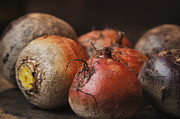 Oven Photos - Beets by Terry Rowe
