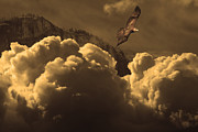 Wingsdomain Art and Photography - Before Memory . I Have Soared With The Hawk