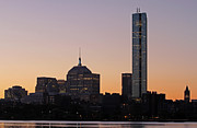 Charles River Photo Prints - Before Sunrise Print by Juergen Roth