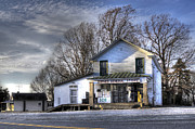 General Stores Prints - Before Walmart Print by Benanne Stiens