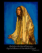 Susan Cliett - Beggar Woman Follows...