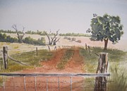 Elvira Ingram - Behind the Farm Gate...
