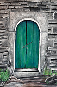 Sherry Allen - Behind The Green Door