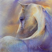 Spirit Horse Prints - Behold Print by Robert Hooper
