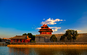 Forbidden City Prints - Beijing Forbidden City Print by Fototrav Print
