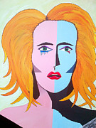 Being A Woman Print by Aileen Carruthers
