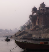 Ganga Photos - Being there by Neville Bulsara