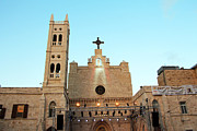 Annunciation Originals - Beit Jala Church of the Annunciation by Munir Alawi