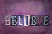 Believe Digital Art - Believe by David Simons