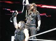 Wwe Art - Believe In The Shield by Anibal Diaz