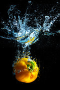 Dung Ma - Bell pepper splash