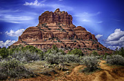 Bell Rock Vortex Framed Prints - Bell Rock Framed Print by Eye O Lating Images