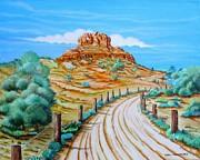 Carol Sabo - Bell Rock Sedona