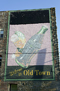 John  Mitchell - Belligham Old Town Sign