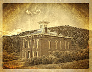 Oldzero Photos - Belmont Court House by Steve Benefiel