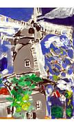Beltman's Windmill Print by Samuel Zylstra