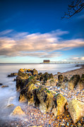 Nigel Hamer - Bembridge Beach