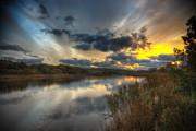 Nigel Hamer - Bembridge Lagoons
