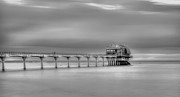 Nigel Hamer - Bembridge Lifeboat Station bw