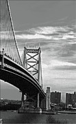Andrea Moore - Ben Franklin Bridge in...