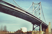 Scott  Wyatt - Ben Franklin Bridge