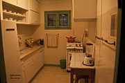 Isaac Richter - Ben Gurion - Kitchen